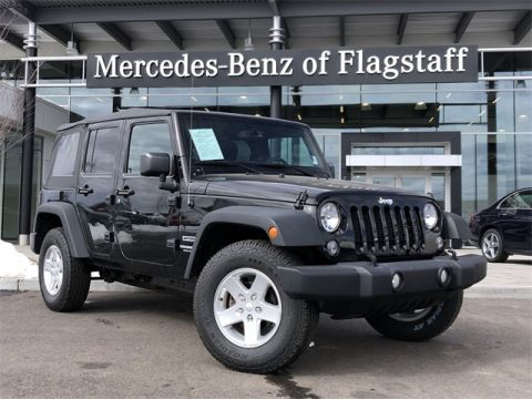 Used 2016 Jeep Wrangler Unlimited Sport 4WD