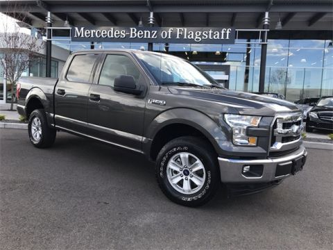 Used 2017 Ford F-150  4WD