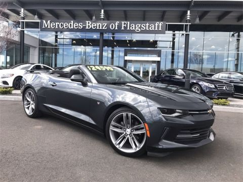 Used 2017 Chevrolet Camaro 1LT RWD 2D Convertible