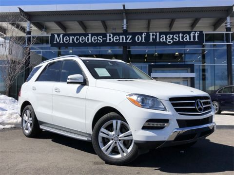 Certified Used 2015 Mercedes-Benz M-Class ML 350 Rear Wheel Drive SUV