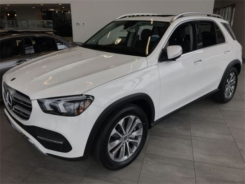 New 2020 Mercedes-Benz GLE 450 AWD 4MATIC®