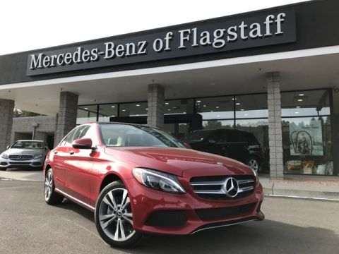 Used 2018 Mercedes-Benz C 300 AWD 4MATIC®