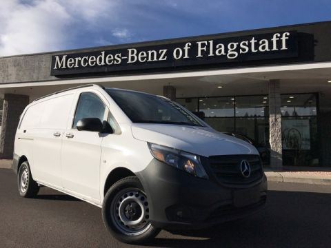 New 2018 Mercedes-Benz Metris Cargo Van Rear Wheel Drive CARGO VAN