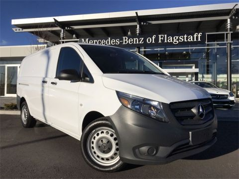New 2019 Mercedes-Benz Metris Cargo Van Rear Wheel Drive CARGO VAN