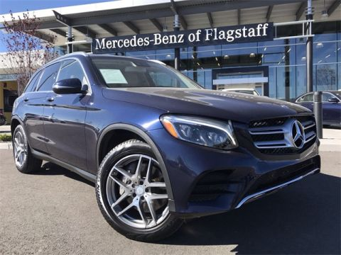 Used 2016 Mercedes-Benz GLC 300 Sport AWD 4MATIC®