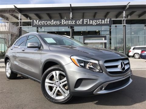 Certified Used 2015 Mercedes-Benz GLA 250 Front Wheel Drive SUV