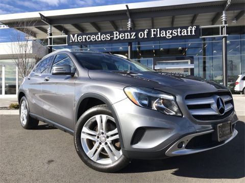 Certified Used 2015 Mercedes-Benz GLA 250 AWD 4MATIC®