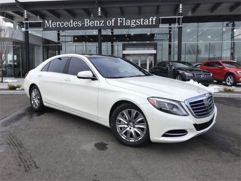 Used 2015 Mercedes-Benz S 550 AWD 4MATIC®