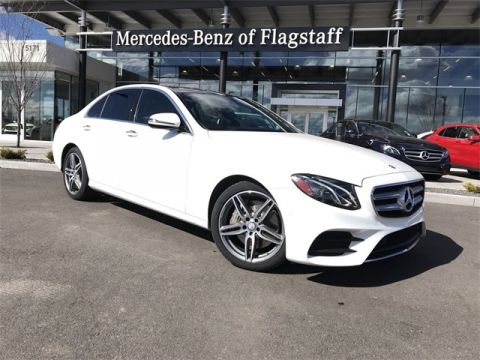 Used 2017 Mercedes-Benz E 300 AWD 4MATIC®