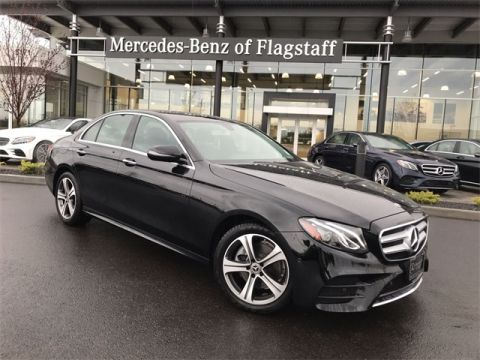 New 2018 Mercedes-Benz E 300 Sport AWD 4MATIC®