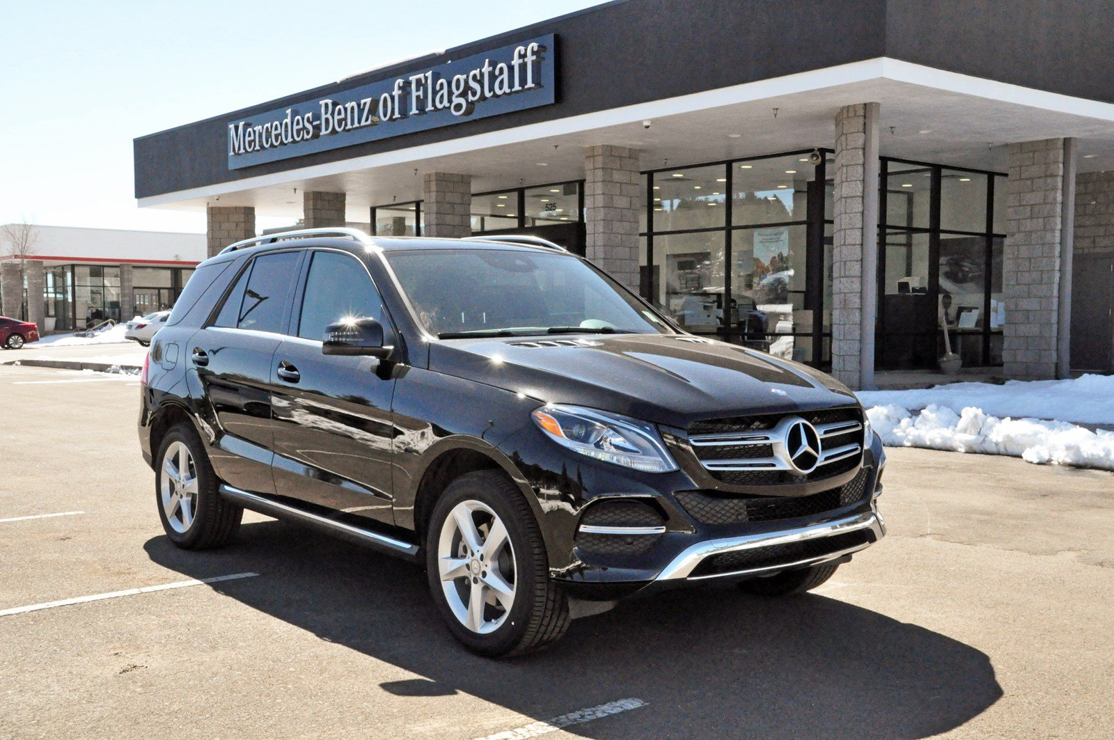 New 2017 mercedes benz gle gle 350 suv in flagstaff for Mercedes benz of flagstaff