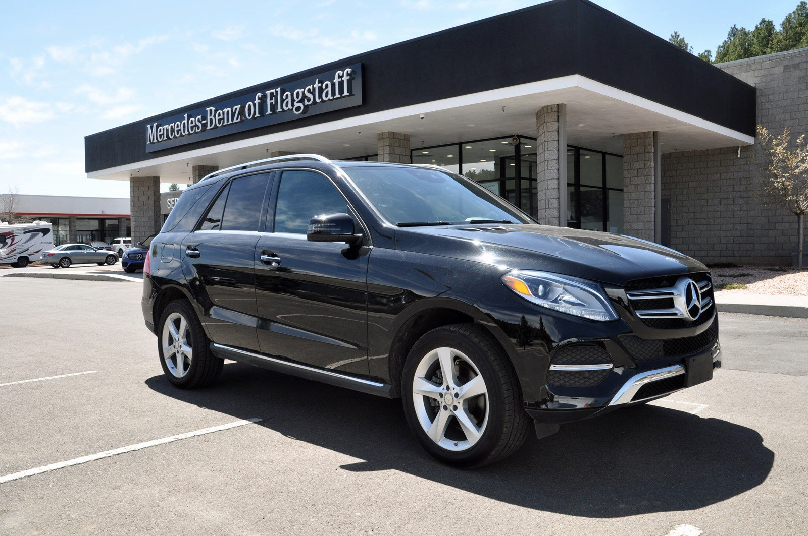 Certified pre owned 2016 mercedes benz gle gle 350 suv in for Mercedes benz cpo special offers