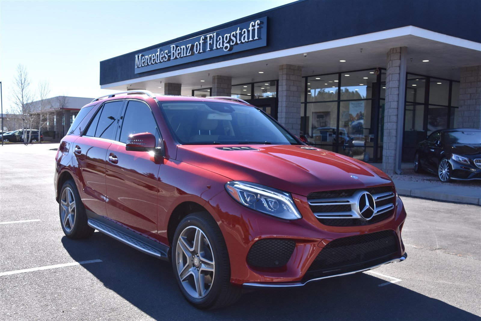 new 2017 mercedes benz gle gle 350 suv in flagstaff mh844603 mercedes benz of flagstaff. Black Bedroom Furniture Sets. Home Design Ideas