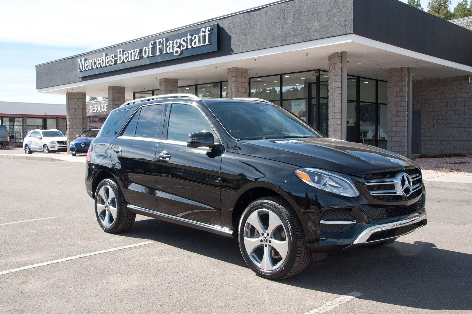 New 2017 mercedes benz gle gle 350 suv in flagstaff for 2017 mercedes benz gle