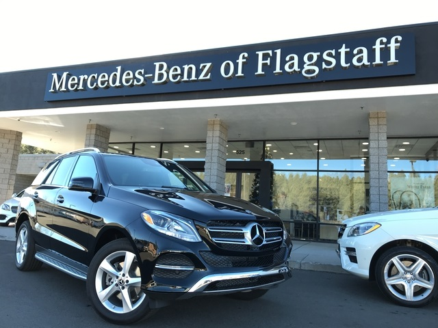 New 2018 mercedes benz gle gle 350 suv in flagstaff for Mercedes benz of flagstaff