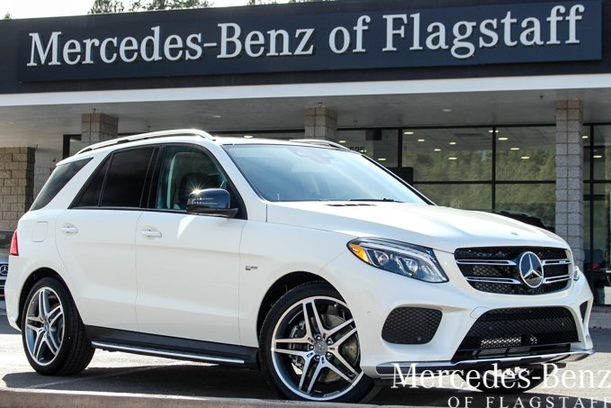 New 2018 mercedes benz gle amg gle 43 sport utility in for Mercedes benz of flagstaff