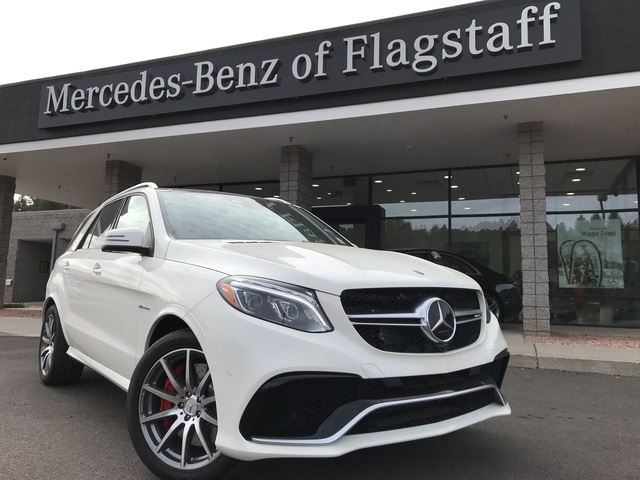 New 2018 mercedes benz gle gle 63 s amg suv suv in for Mercedes benz of flagstaff