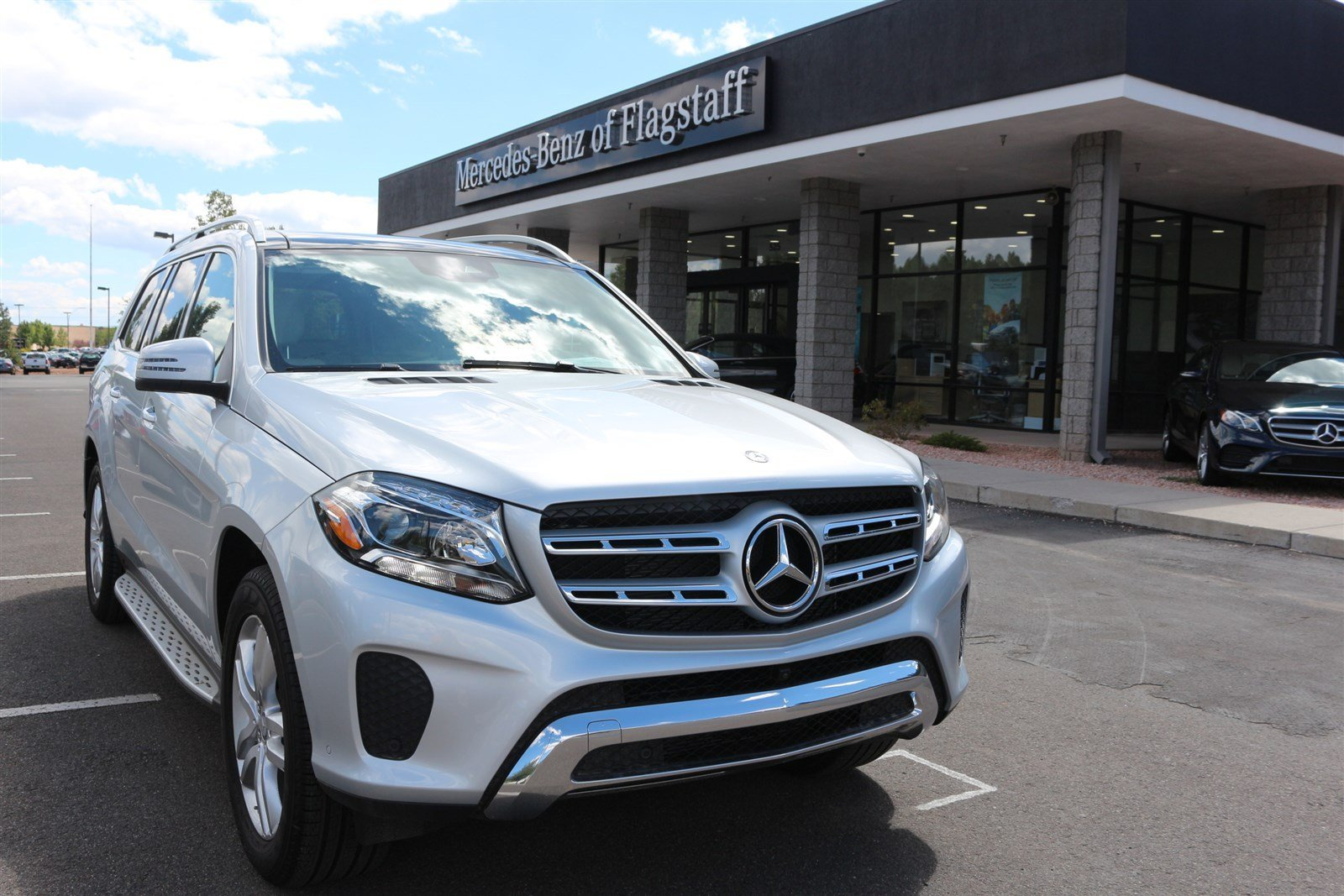 New 2017 mercedes benz gls gls 450 suv in flagstaff for Mercedes benz of flagstaff