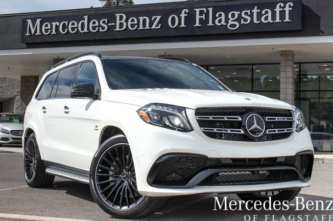 New 2018 mercedes benz gls gls 63 amg suv suv in for Mercedes benz of flagstaff