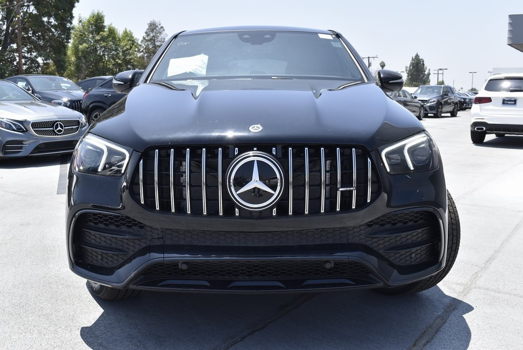 New 2021 Mercedes-Benz GLE GLE 53 AMG® 4D Sport Utility in ...