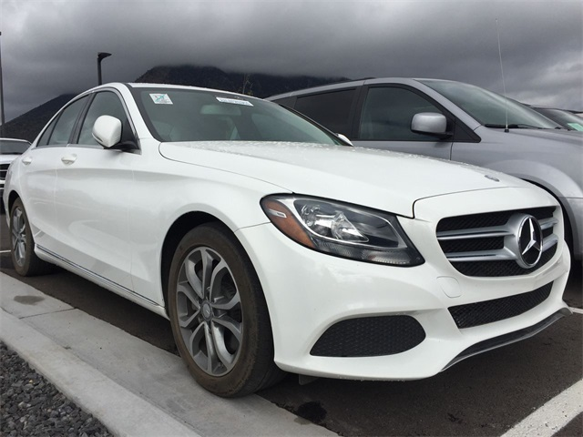 Pre Owned 2015 Mercedes Benz C Class C 300