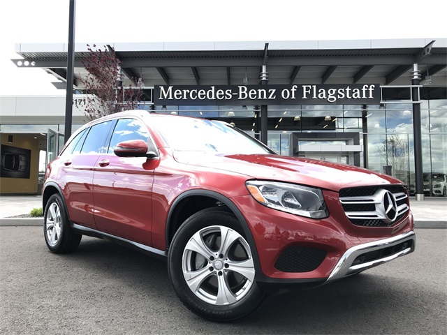 Pre-Owned 2016 Mercedes-Benz GLC GLC 300 SUV in Flagstaff #5506P ...