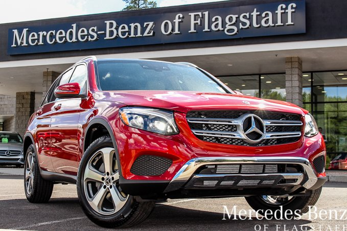 New 2018 mercedes benz glc glc 300 suv in flagstaff for Mercedes benz of flagstaff