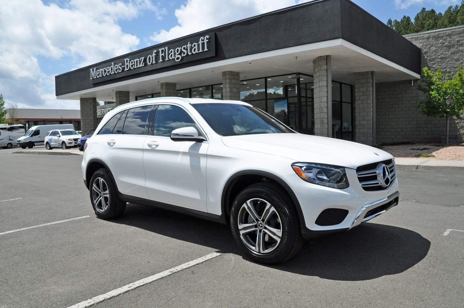 New 2017 mercedes benz glc glc 300 suv in flagstaff for Mercedes benz glc 300 accessories