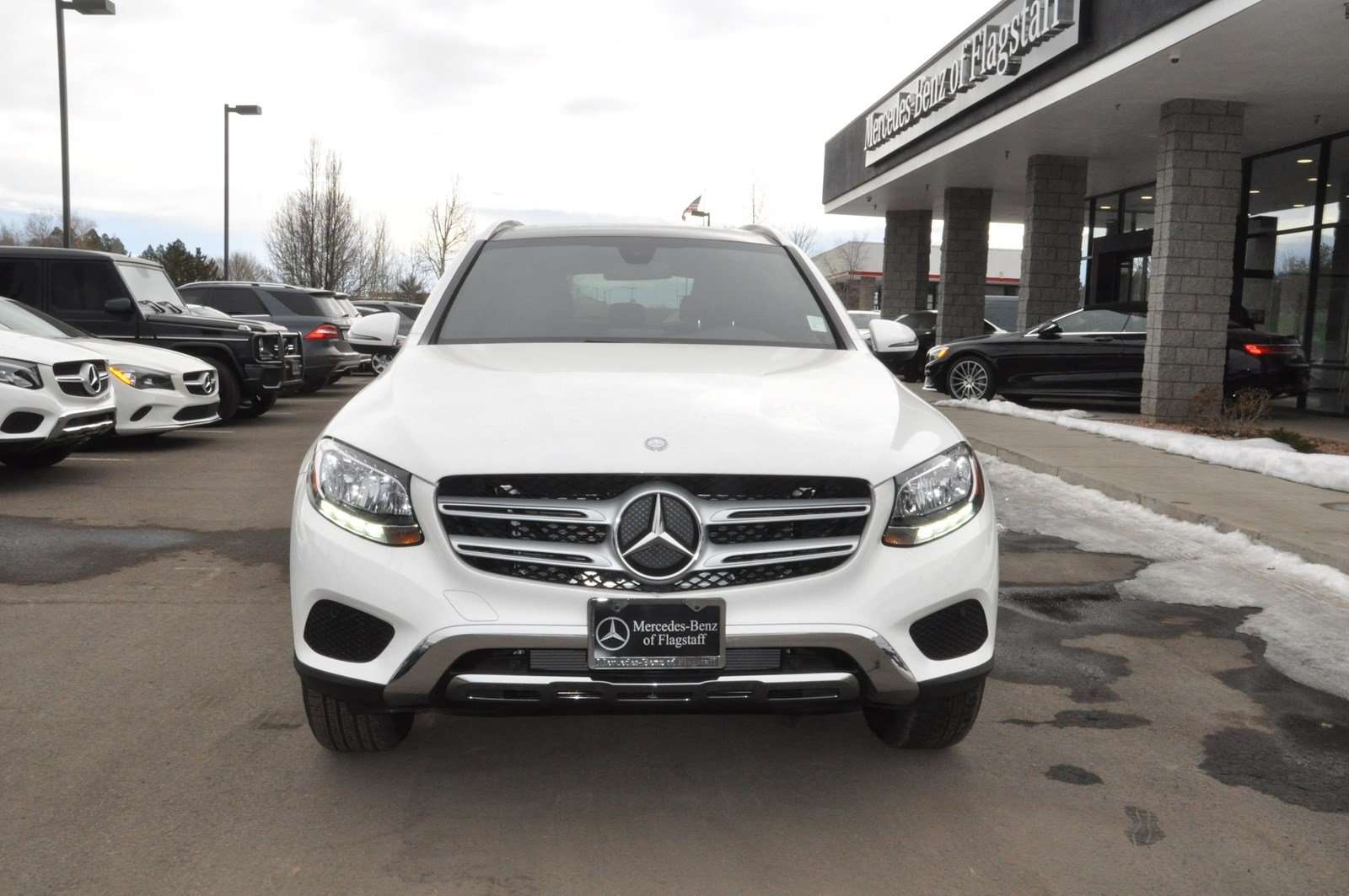 Mercedes glc 300 garage door opener fiat world test drive for Mercedes benz of flagstaff