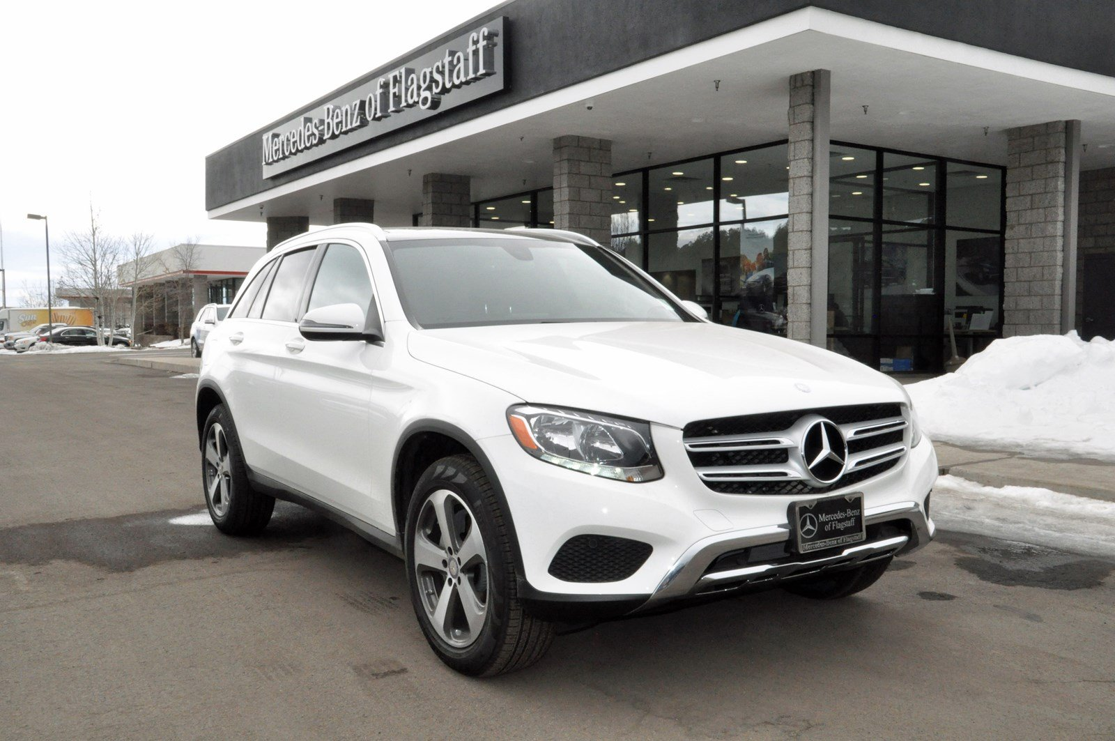 New 2017 mercedes benz glc glc 300 suv in flagstaff for Mercedes benz of flagstaff