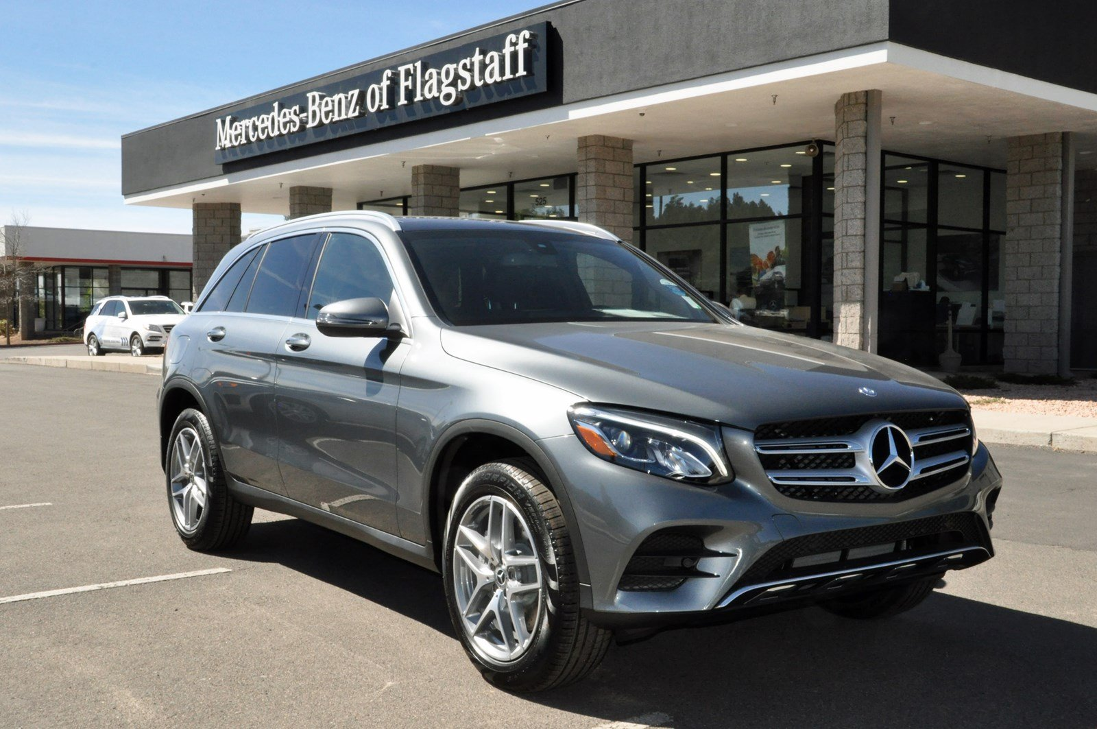 New 2017 mercedes benz glc glc 300 sport utility in for Mercedes benz of flagstaff