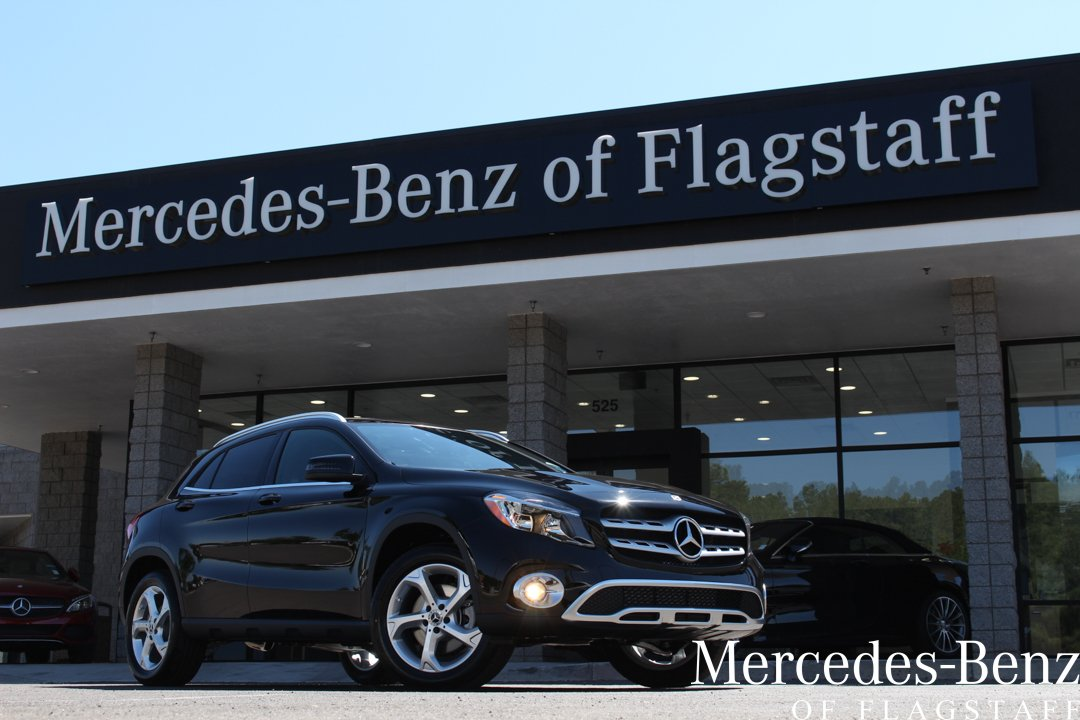 New 2018 mercedes benz gla gla 250 suv in flagstaff for Mercedes benz of flagstaff