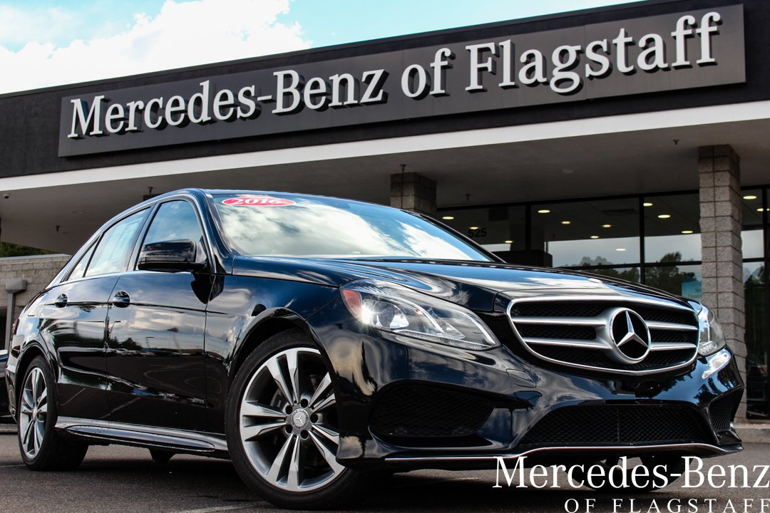 Certified pre owned 2016 mercedes benz e class e 350 sport for 2016 mercedes benz e class sedan