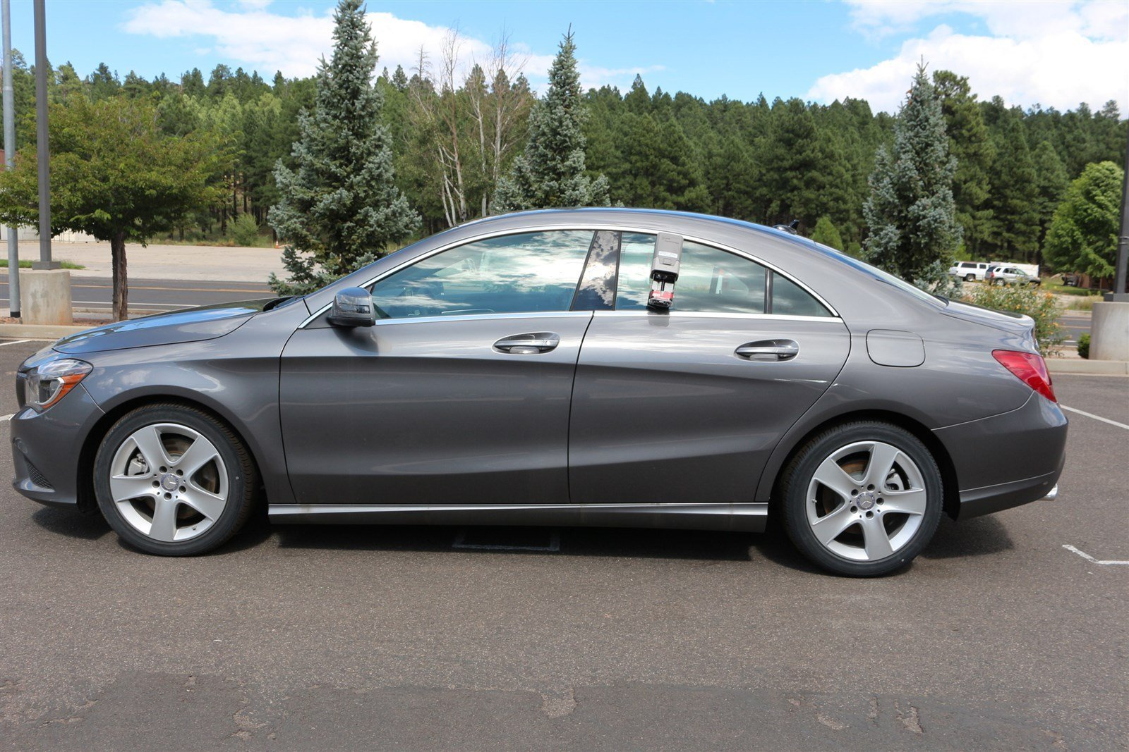 New 2016 mercedes benz cla cla 250 coupe in flagstaff for Mercedes benz of flagstaff