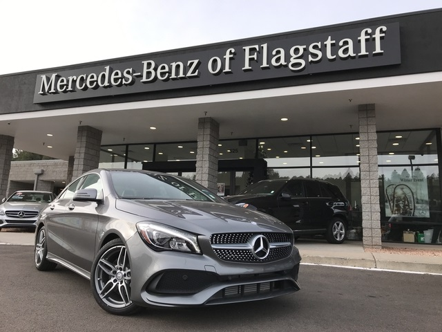New 2017 mercedes benz cla cla 250 sport coupe in for Mercedes benz of flagstaff