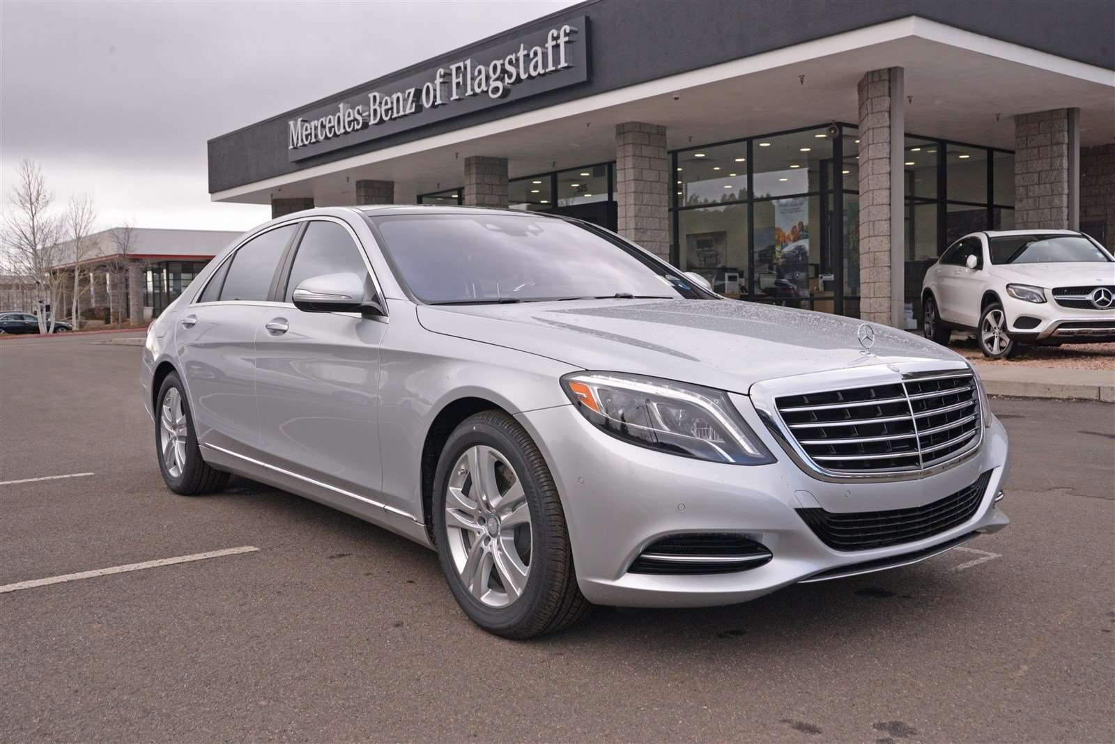 New 2017 mercedes benz s class s 550 sedan in flagstaff for Mercedes benz of flagstaff