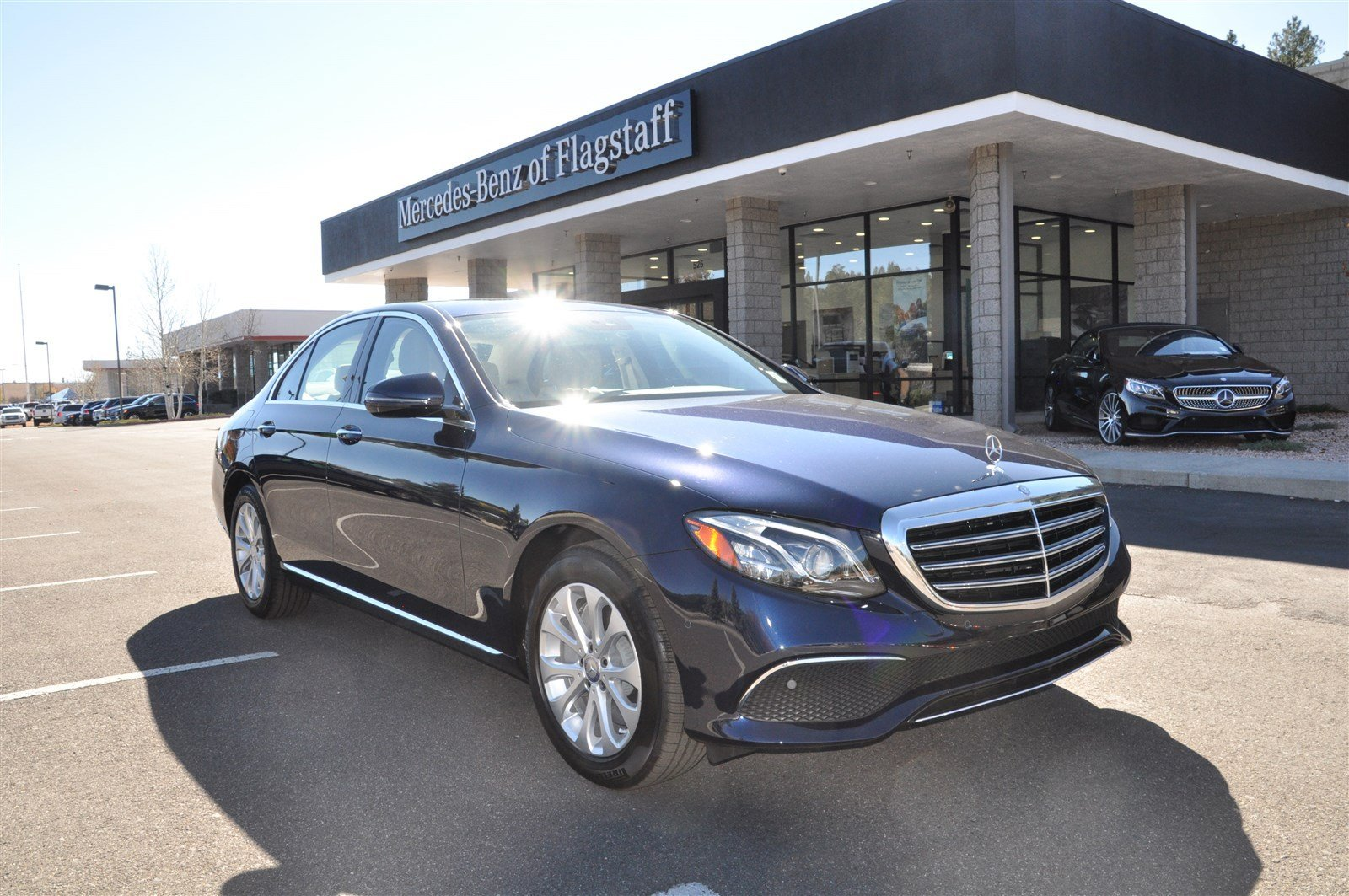 New 2017 mercedes benz e class e 300 luxury sedan in for Mercedes benz of flagstaff
