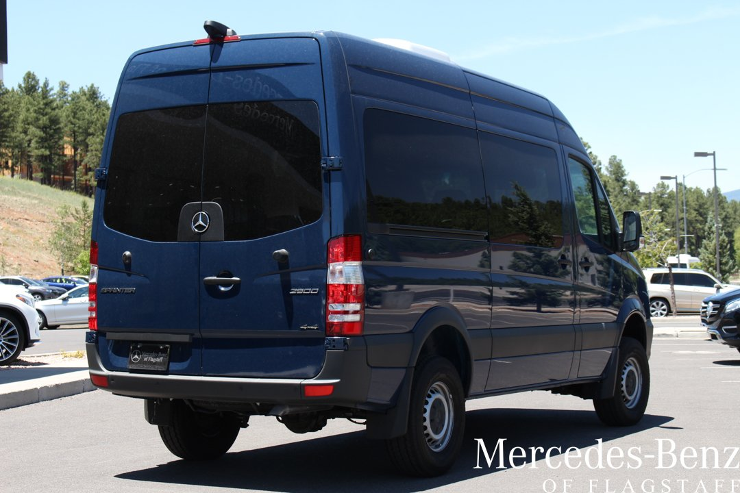 new 2017 mercedes benz sprinter 2500 passenger van passenger van in flagstaff mh393609. Black Bedroom Furniture Sets. Home Design Ideas