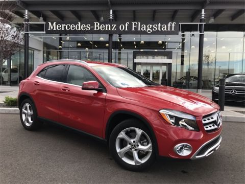 New 2018 Mercedes-Benz GLA GLA 250